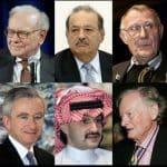 Classement 2015 des fortunes mondiales : Bill Gates reste indéboulonnable