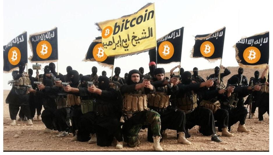 Daech utiliserait la crypto-monnaie Bitcoin pour financer ses opérations