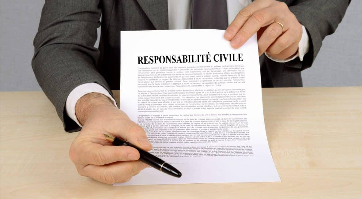 Comment fonctionne l'assurance responsabilité civile ?